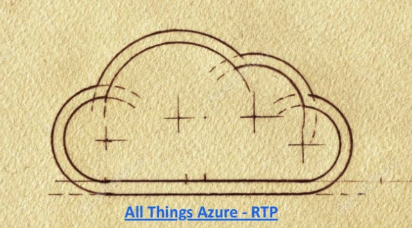 All Things Azure RTP - Five Azure Services Every Developer Should Know